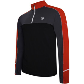 Dare 2b Power Up Jersey Men, trail blaze/ebony grey